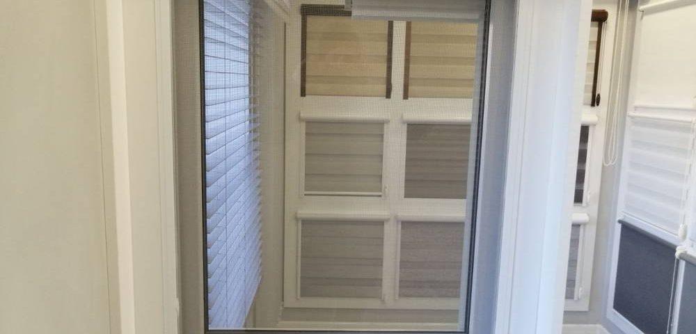 Jak zmierzyć okno do moskitiery